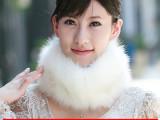[B类]V513-E211 女士冬季保暖毛绒绒围巾装饰韩版毛领围