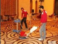 承接家庭公司保洁地毯清洗地板打蜡石材翻新抛光清洗外墙