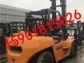 叉车市场,出售二手5吨叉车,二手10吨叉车,价低车好