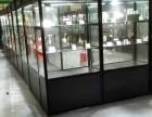 重庆会展玻璃柜 展示柜 珠宝柜出租