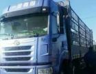 一汽解放解放J6M常年出售j6.大威后八二手货车