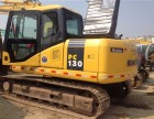 转让小松PC130-7挖掘机,促销小松精品机推荐价