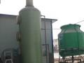 玻璃钢锅炉脱硫塔安装布置灵活脱硫效率高润龙