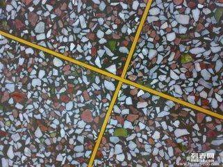 烟台成品水磨石日照水磨石青岛成品水磨石地板砖