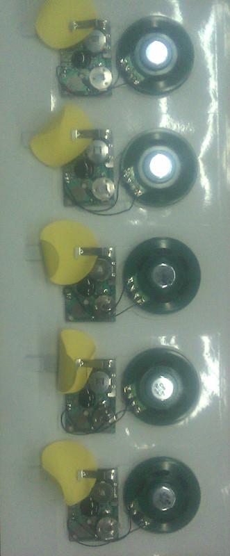 电动玩具IC , AC9020语音芯片 产品原理接线资料