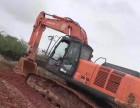 二手日立350挖掘机