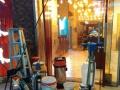 清洗家庭油烟、食堂、酒店宾馆所有墙面地面炊具油烟
