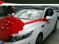 宣化白色K5婚庆车队,承接个人或婚庆公司租车服务