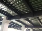 北京钢结构隔层搭建旋转楼梯铁艺护栏水锯切割