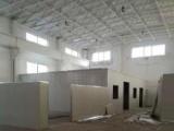 太仓市 厂房办公室装修南汇彩钢夹芯板隔墙吊顶|...