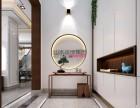 山水装饰设计六号别院装修160平新中式风格效果图