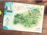 教你來制作手繪地圖-手繪地圖有如下好處