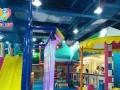 室内成长儿童主题乐园加盟看好佳贝爱游乐设备厂家