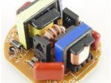 DC12V 直流中半螺节能灯镇流器 低压线路板 中山厂家直销