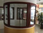 西安灞桥区封阳台,木包铝门窗,断桥铝窗户价格