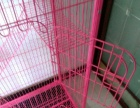 三层粉红色大猫笼
