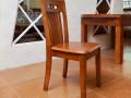 95成新实木餐桌椅低价转让 个人