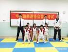 通州幼小衔接班 蓝莓果跆拳道考级 见证小武者们的成长