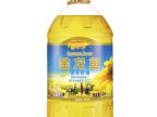 金龙鱼阳光葵花籽油4L