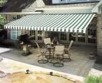 园区安装雨棚