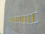 厂家定制绝缘软梯 绳梯安全逃生梯 质量保证 冀航专业生产