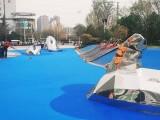 临安桐庐游乐场塑胶场地施工临安桐庐复合型塑胶跑道