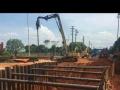 长沙市大小型挖机出租、 土石方机械租赁