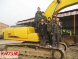 南京那有学挖掘机的地方南京挖掘机培训技术在那里