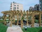 碳化木木材批发 厂家销售 户外碳化木木屋建造商家