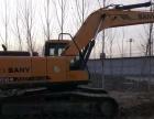 转让 挖掘机三一重工转让低价三一挖掘机215