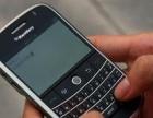 自用的原装正品手机,型号是黑莓9000 9成新 2