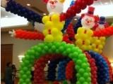 北京氣球布置,創意氣球制作,氣球造型