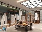深圳专卖店设计服装品牌店面设计