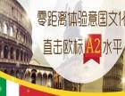 上海意大利语零基础课程 体验原汁原味的意大利风情