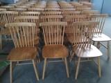 餐桌椅白茬桌子椅子白茬实木现代简约北欧系列莱美家具厂家直销