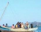 休闲度假旅游 大连哈仙岛海景渔家度假村