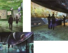 山东欧亚振华专业设计展厅展馆,文化馆,科技馆