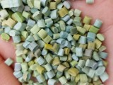 PE再生颗粒 拉管注塑塑木用PE再生料