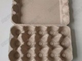15枚鸡蛋托纸浆蛋托鸡蛋包装盒礼品盒包装专用纸浆盒