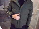 休闲男装棉衣 2017冬季新品外套