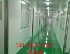 茶山高埗石龙望牛墩工业厂房地板装修刷防尘耐磨地板漆