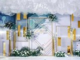 婚庆镜面地毯定制 派对彩色装饰镜片定制