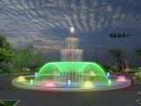 太原一维二维喷泉太原波光喷泉太原喷泉维修公司