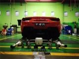 法拉利 488 改装升级AK天蝎全段排气 陕西丰雄汽车改装
