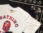 aape迷彩猿人头T恤.精梳纯棉料
