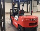 个人出售原车漆新合力二手叉车3吨4吨柴油叉车