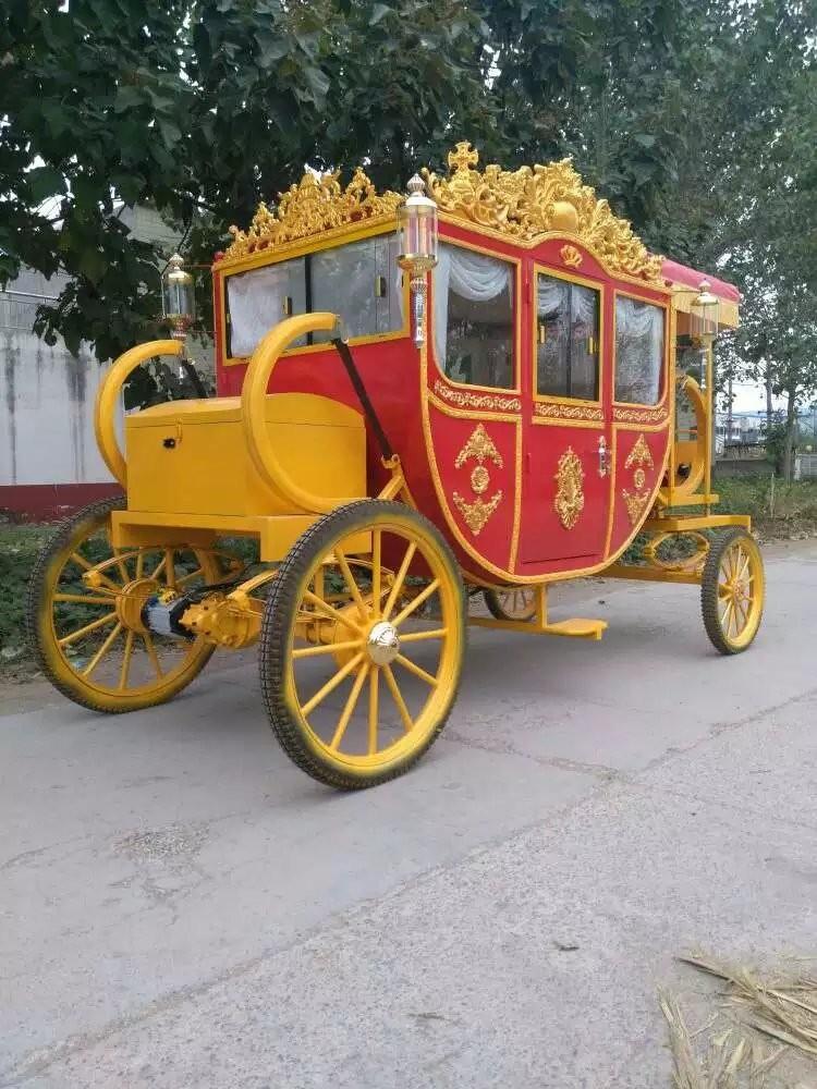 东莞樟木头仿古皇家马车租赁 东莞有没有马车巡游展览
