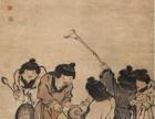 闵贞字画价格一般是多少钱