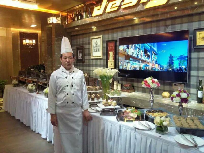 西安专业厨师上门宴会外卖自助餐.冷餐会.户外烧烤