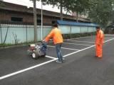 河南郑州道路标线施工,公路划线,马路标线,道路彩色防滑